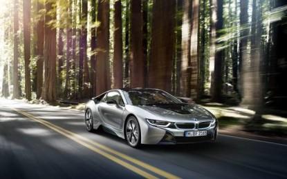 BMW i8 riceve il World Green Car Award