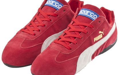 PUMA rilancia le SPEED CAT SPARCO