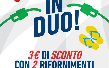 """""""In Duo"""", la promozione TotalErg"""