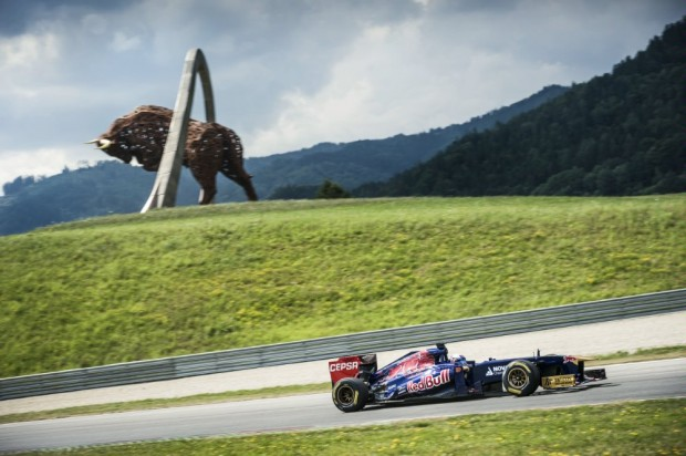 Red Bull incerta sul futuro del GP d'Austria