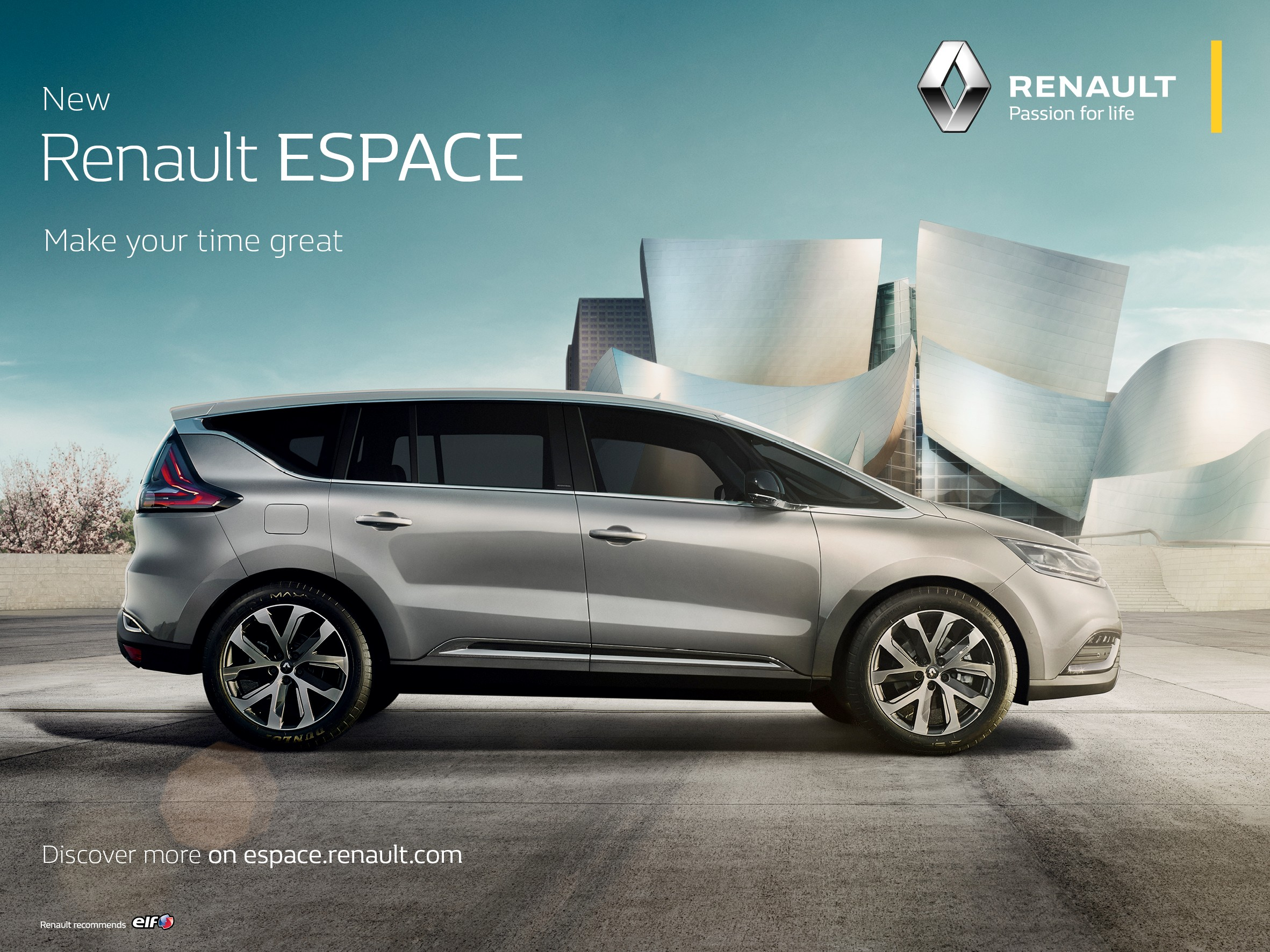 "Renault ""Passion for Life"""