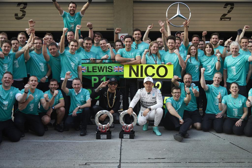 Nico-Lewis: pronti, partenza… guerra!