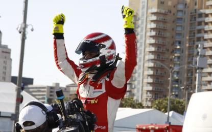 Formula E: il giorno di Piquet