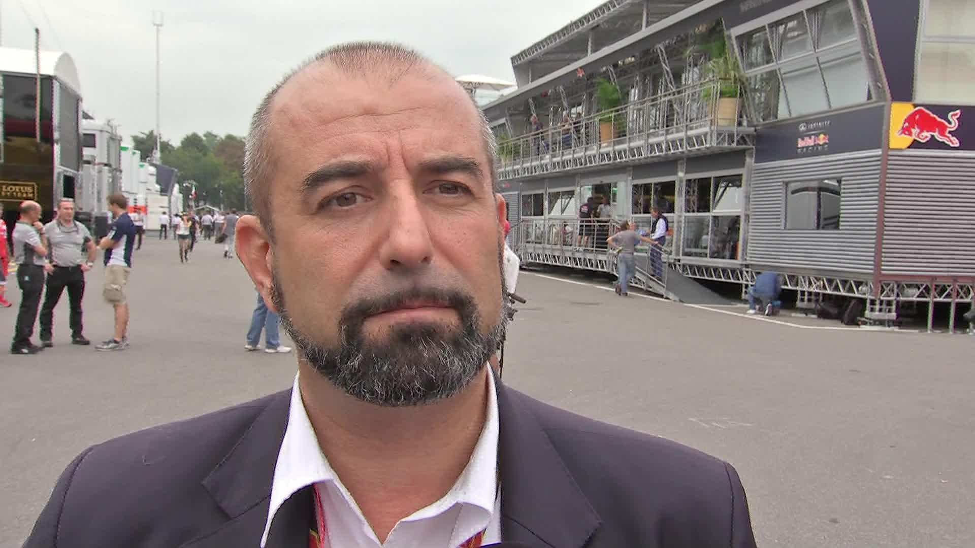 Ivan Capelli si dimette dal CdA SIAS