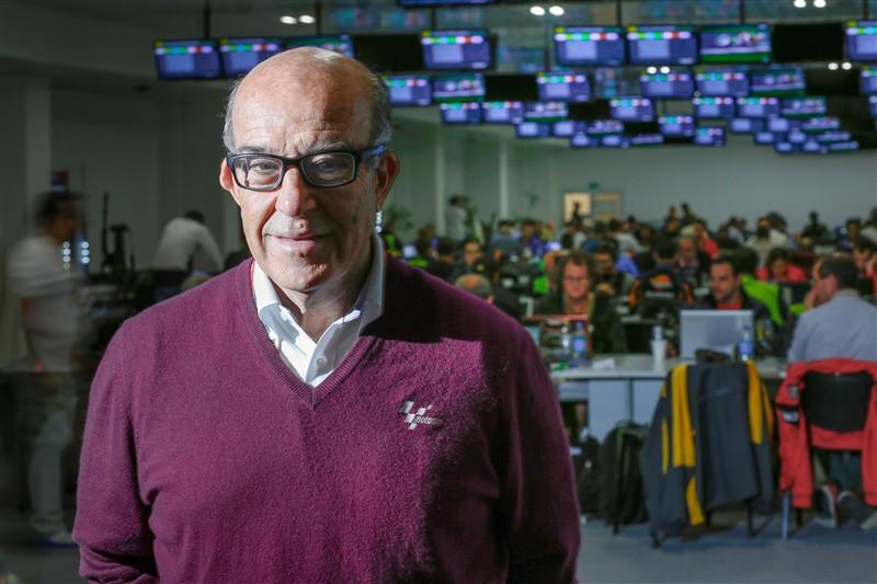 Carmelo Ezpeleta e il futuro della MotoGP