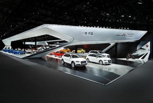 Audi e Mercedes rivali in Cina