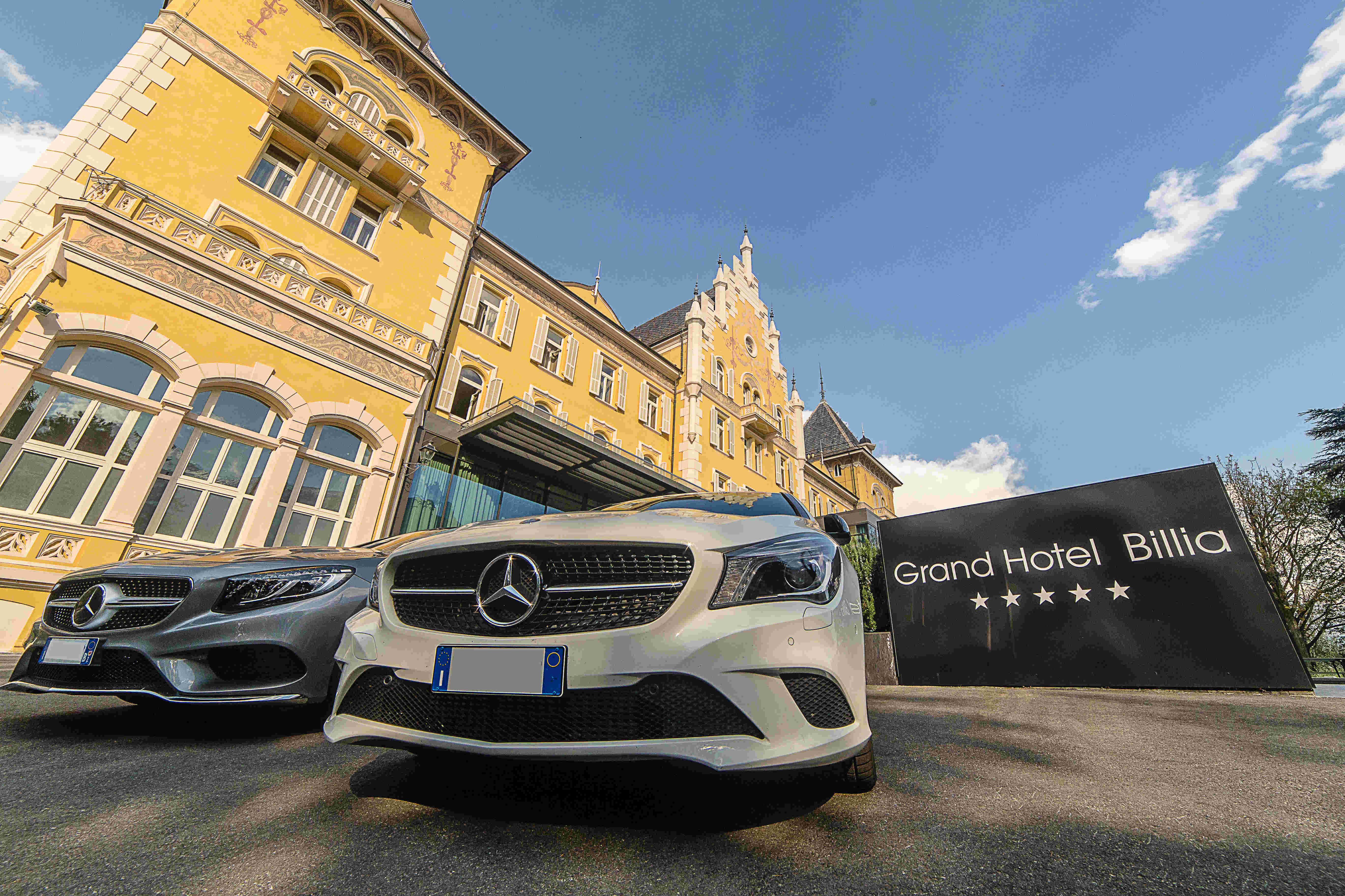 Mercedes-Benz Registro Italia: raduno a Saint Vincent