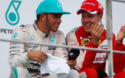 Lewis meglio di Vettel per la F1? Capelli dice di no