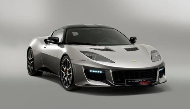 Lotus Cars: vendite record