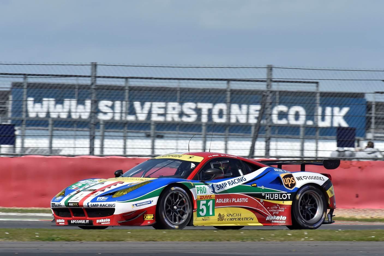WEC: vittoria a Silverstone per Bruni e Vilander
