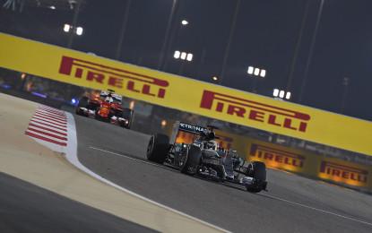 Pirelli: le mescole per Bahrain e Cina 2016