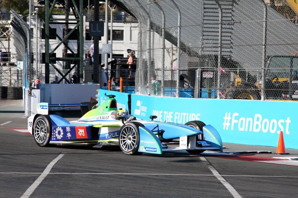 Formula E: a Monaco di nuovo Liuzzi con Trulli