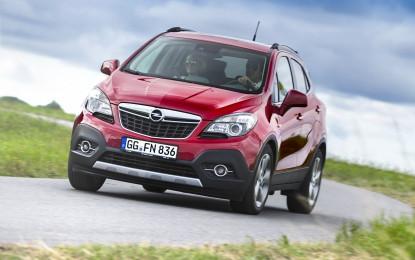 Opel continua a crescere in Europa e Italia
