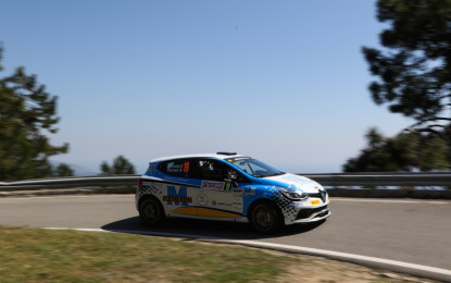 Renault: il punto sul Rallye Sanremo