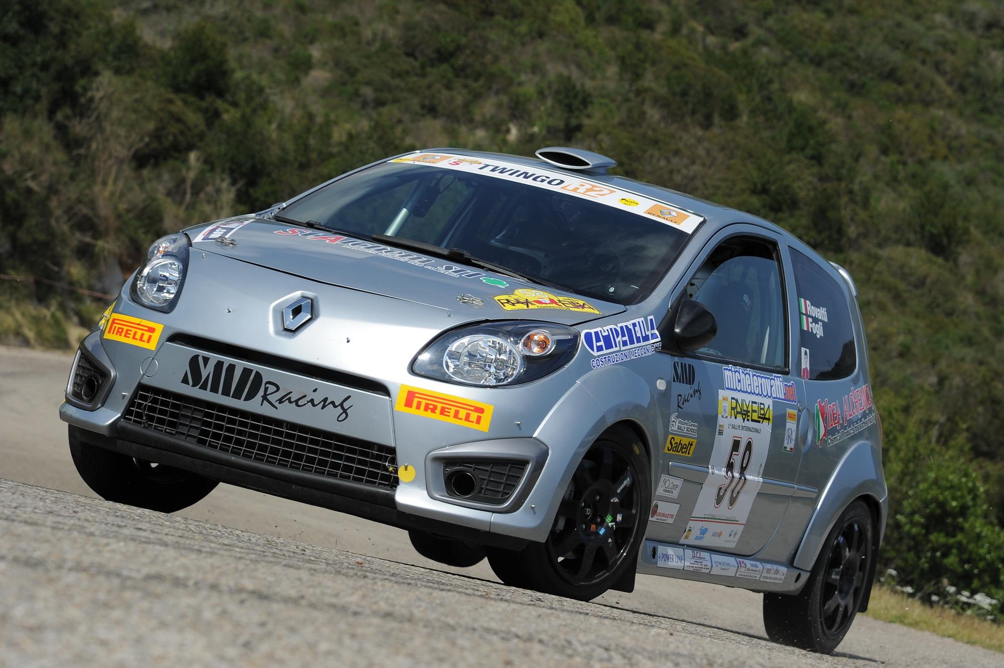 Trofei Rally IRC: si parte dall'Elba