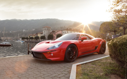 ATS 2500 GT: il rilancio del brand