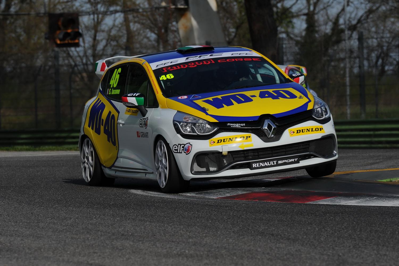 Clio Cup Italia: in Gara 1 pole e vittoria di Iacone