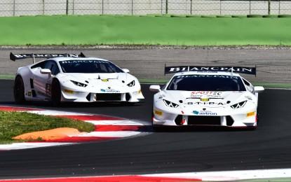 Lamborghini Super Trofeo: griglia record a Monza