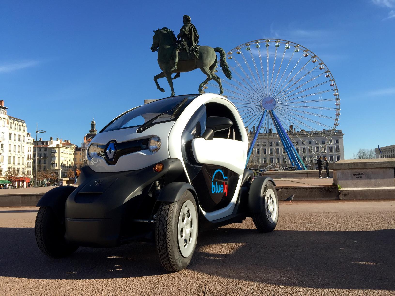 Renault leader dei veicoli elettrici in Europa