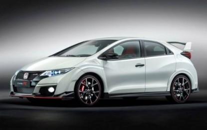 Honda Civic Type R pronta all'acquisto