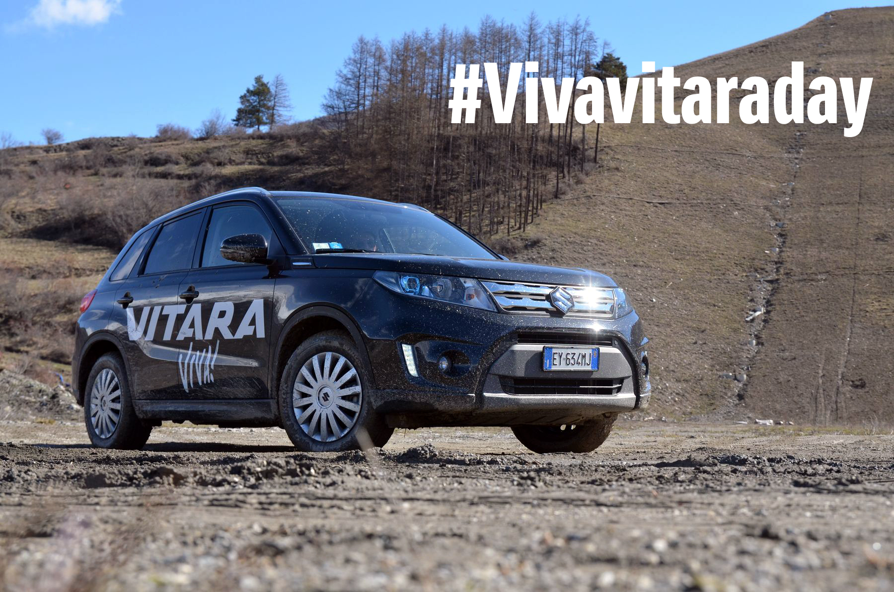 #Vivavitaraday: il SUV è Green, Fashion e Creative