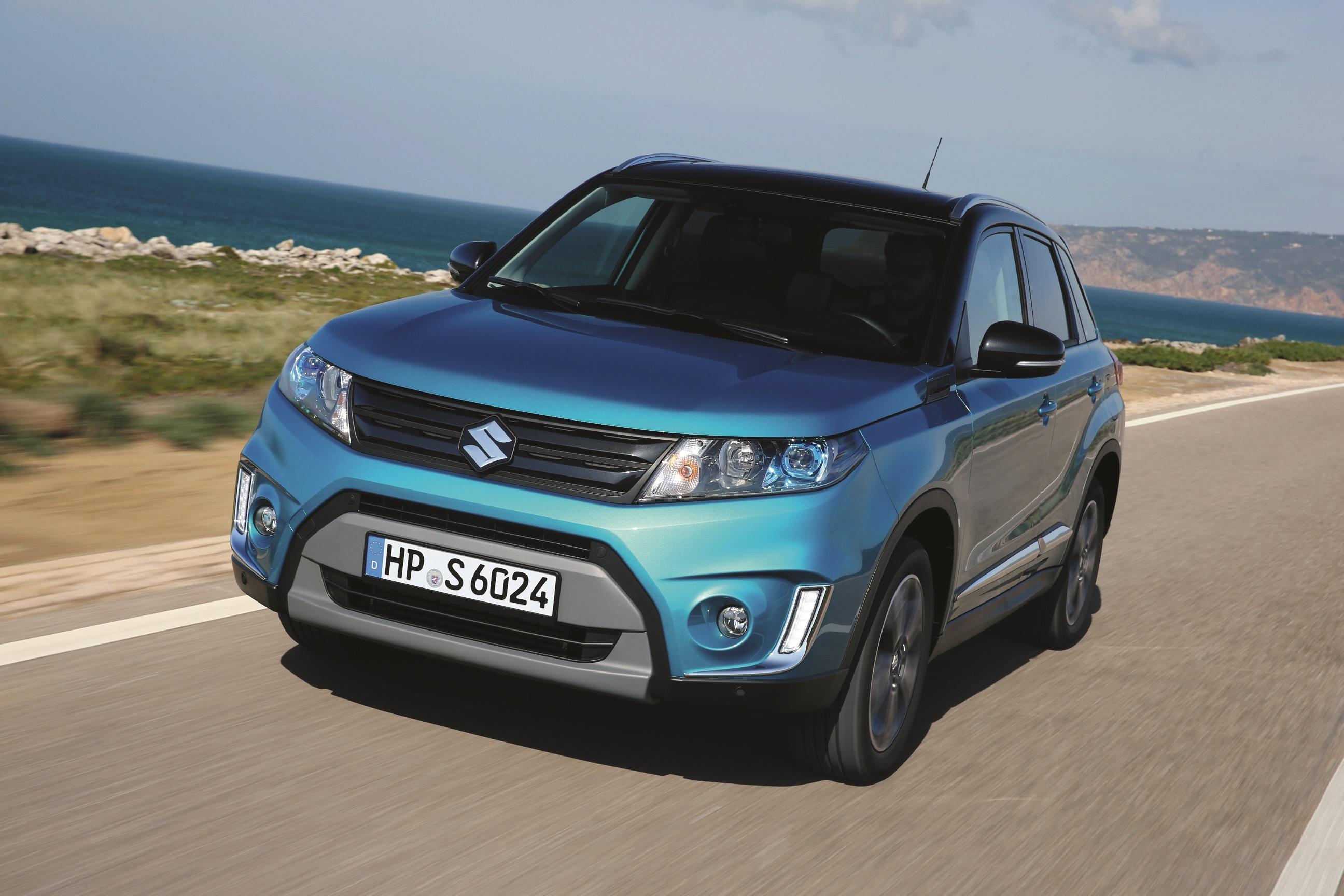 Suzuki Vitara: nuovo porte aperte il 9 e 10 maggio