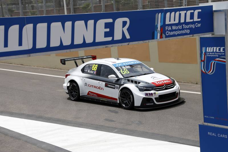 WTCC: dal NÜRBURGRING all'HUNGARORING