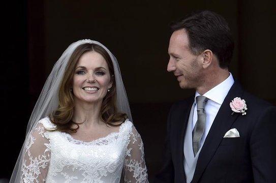 Chris Horner e Geri Halliwell sposi!
