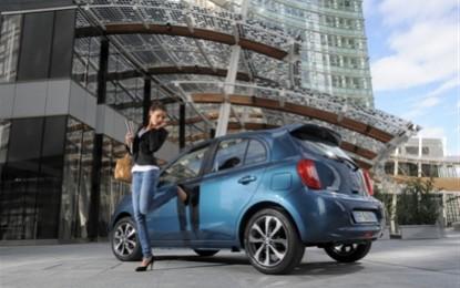 Nissan Micra ora Euro 6 e Comfort