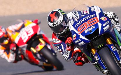 MotoGP: a Jerez dominio assoluto di Lorenzo