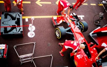 Monaco: Kimi e Seb alla vigilia del GP