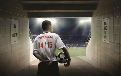 Nissan alla finale di Champions League