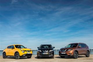 Nissan Italia: premio Motor per i crossover