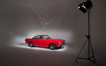 Volvo a Verona Legend Cars