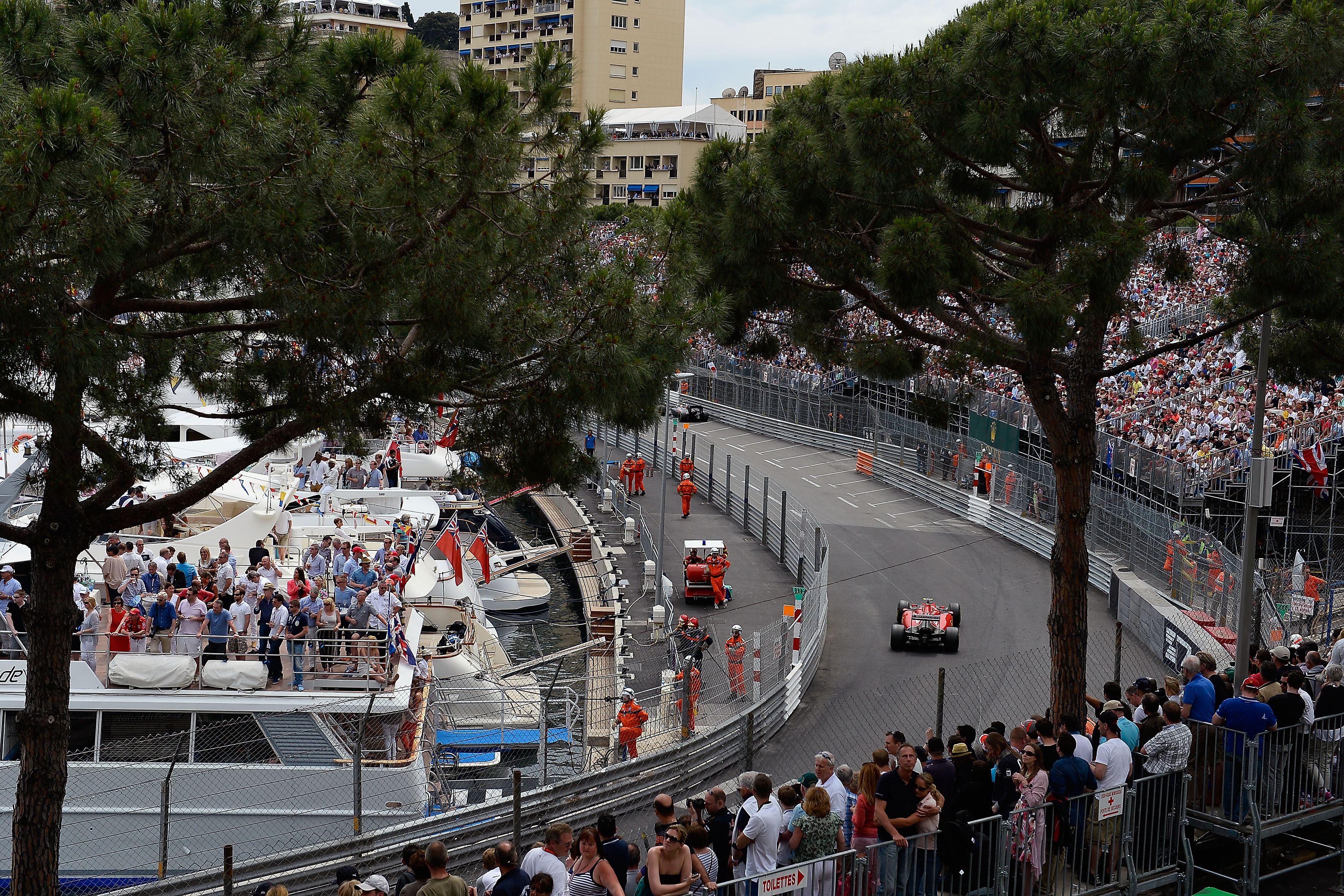 Guida al GP di Monaco: scheda e orari TV