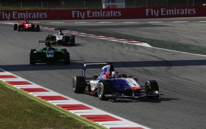GP3: esordio a punti per Fuoco