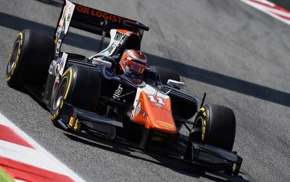 GP2: 4° posto per Marciello all'Hungaroring