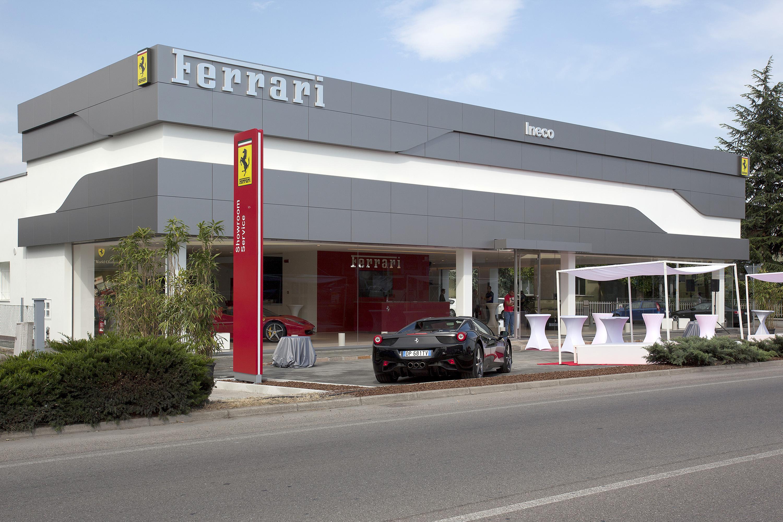 Ineco Modena è Ferrari in Emilia Romagna