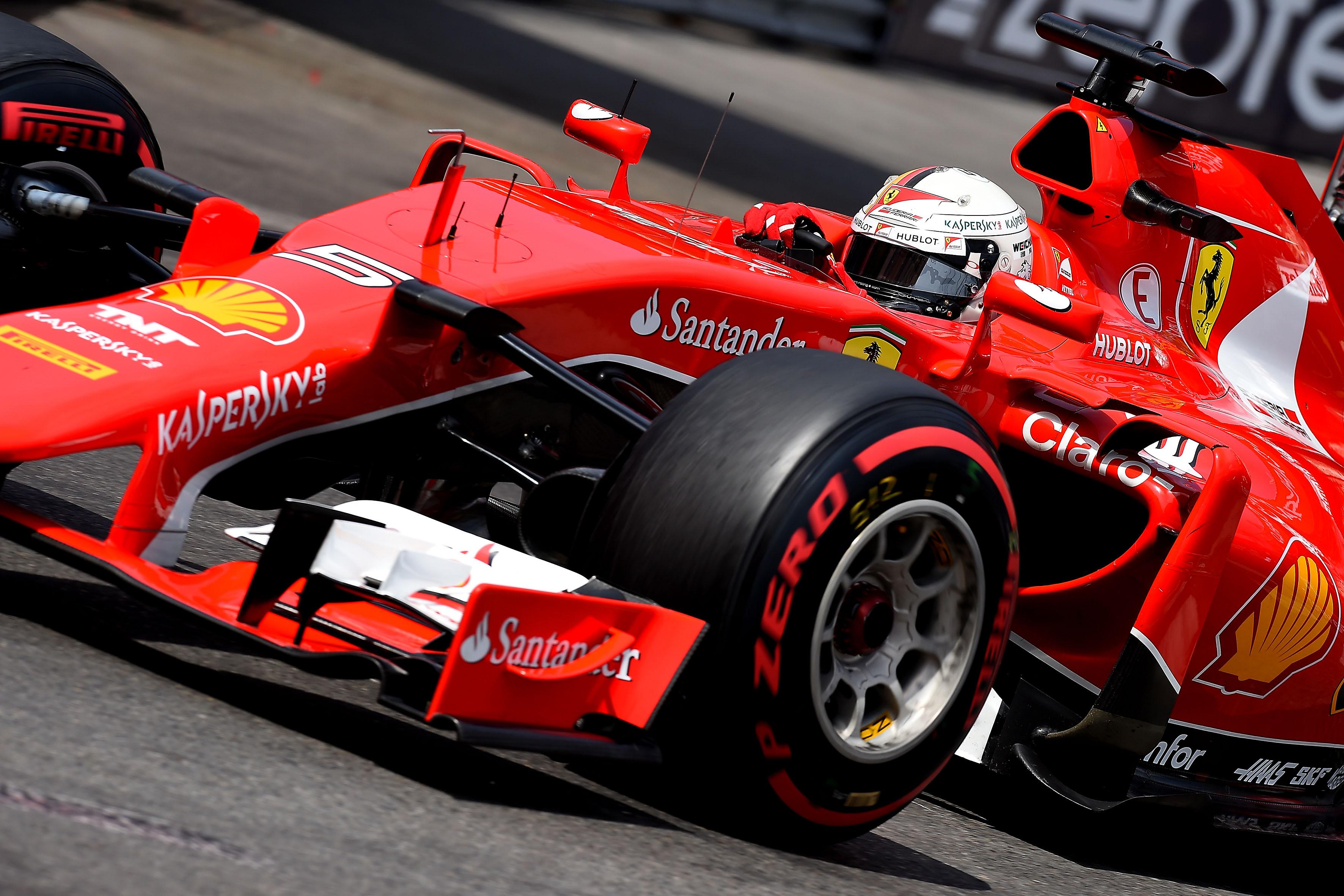 Monaco: seconda e terza fila per le Ferrari
