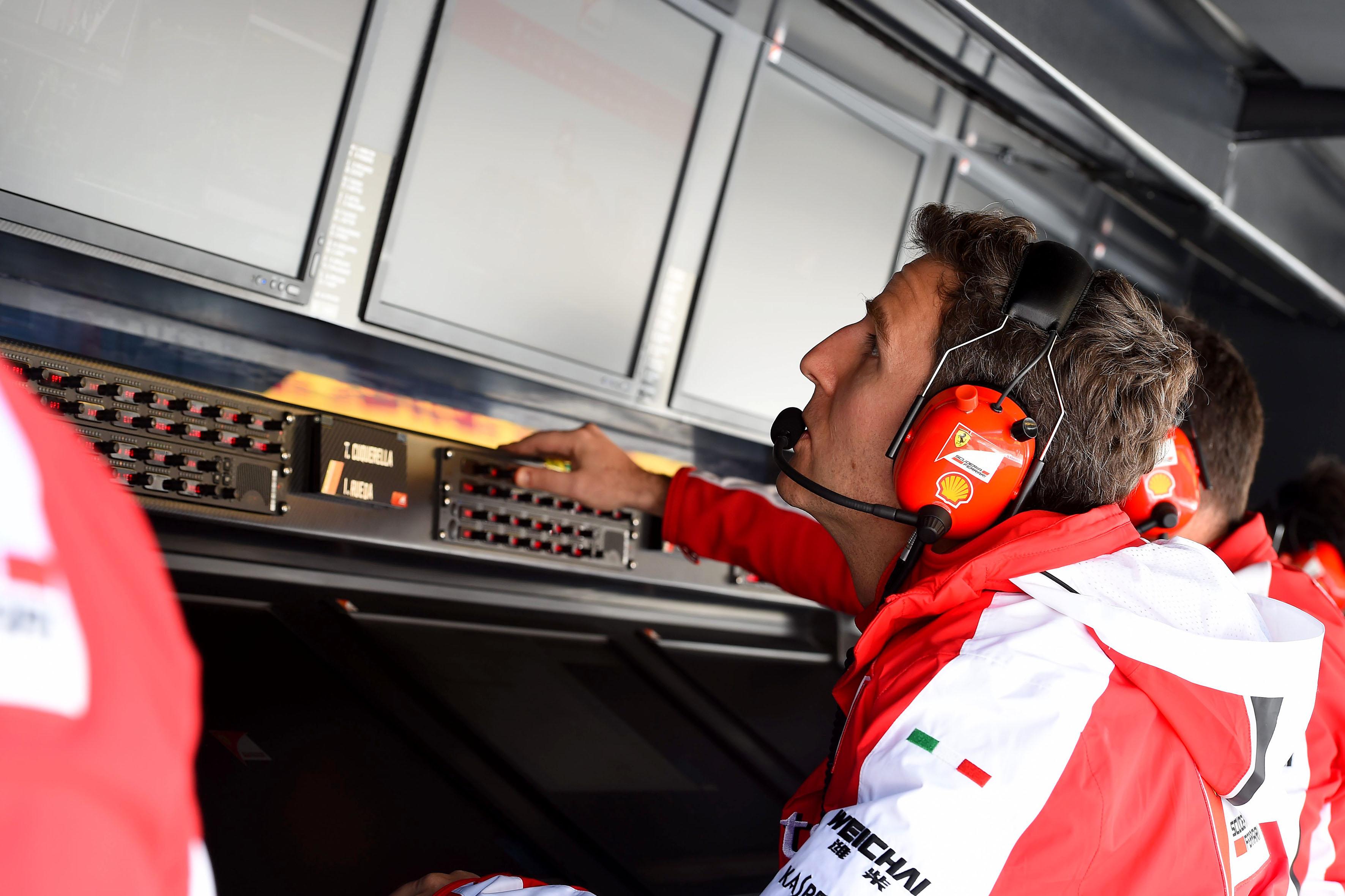 Ferrari: le strategie di Barcellona