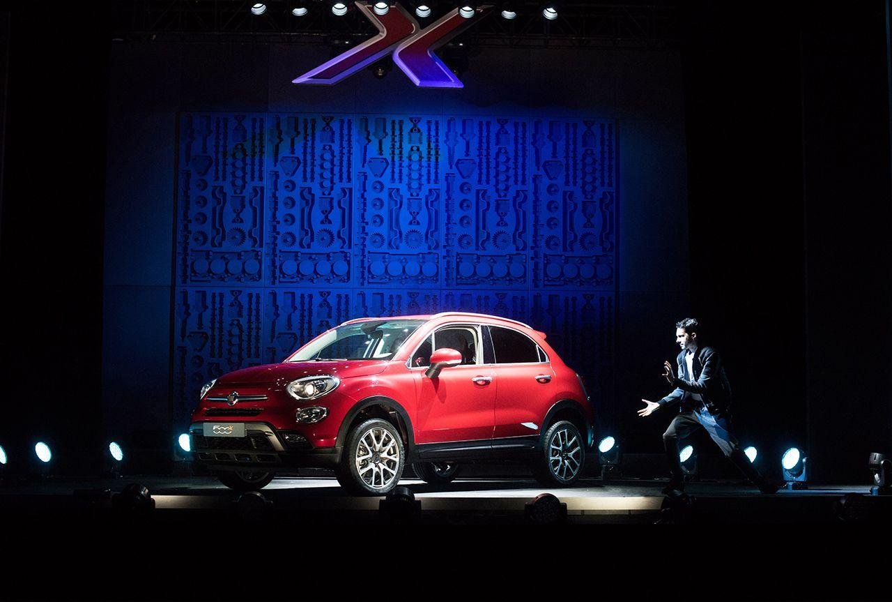 """Fiat tra i protagonisti di """"NC Awards 2015"""""""