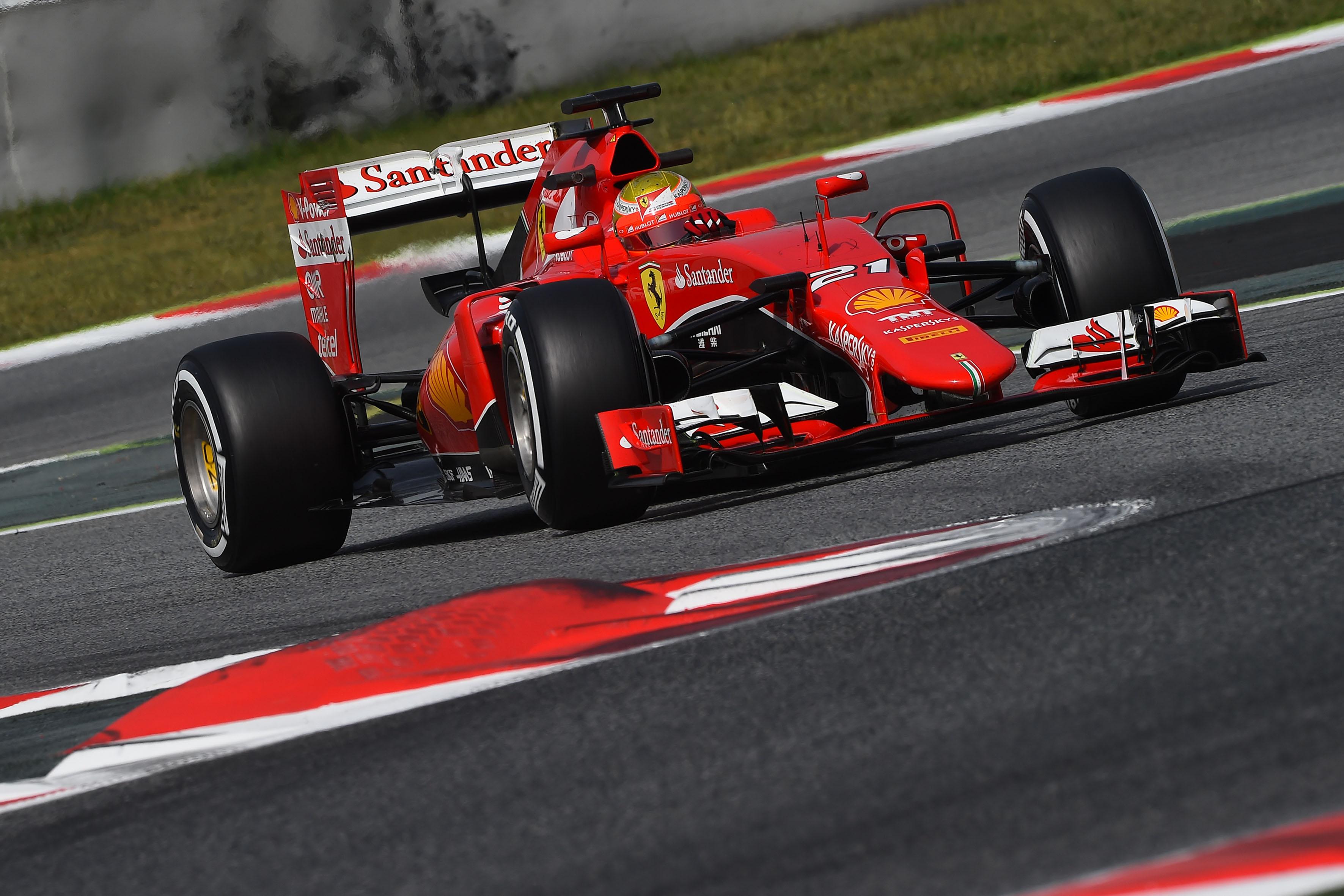 Test: Ferrari e Gutierrez, missione compiuta