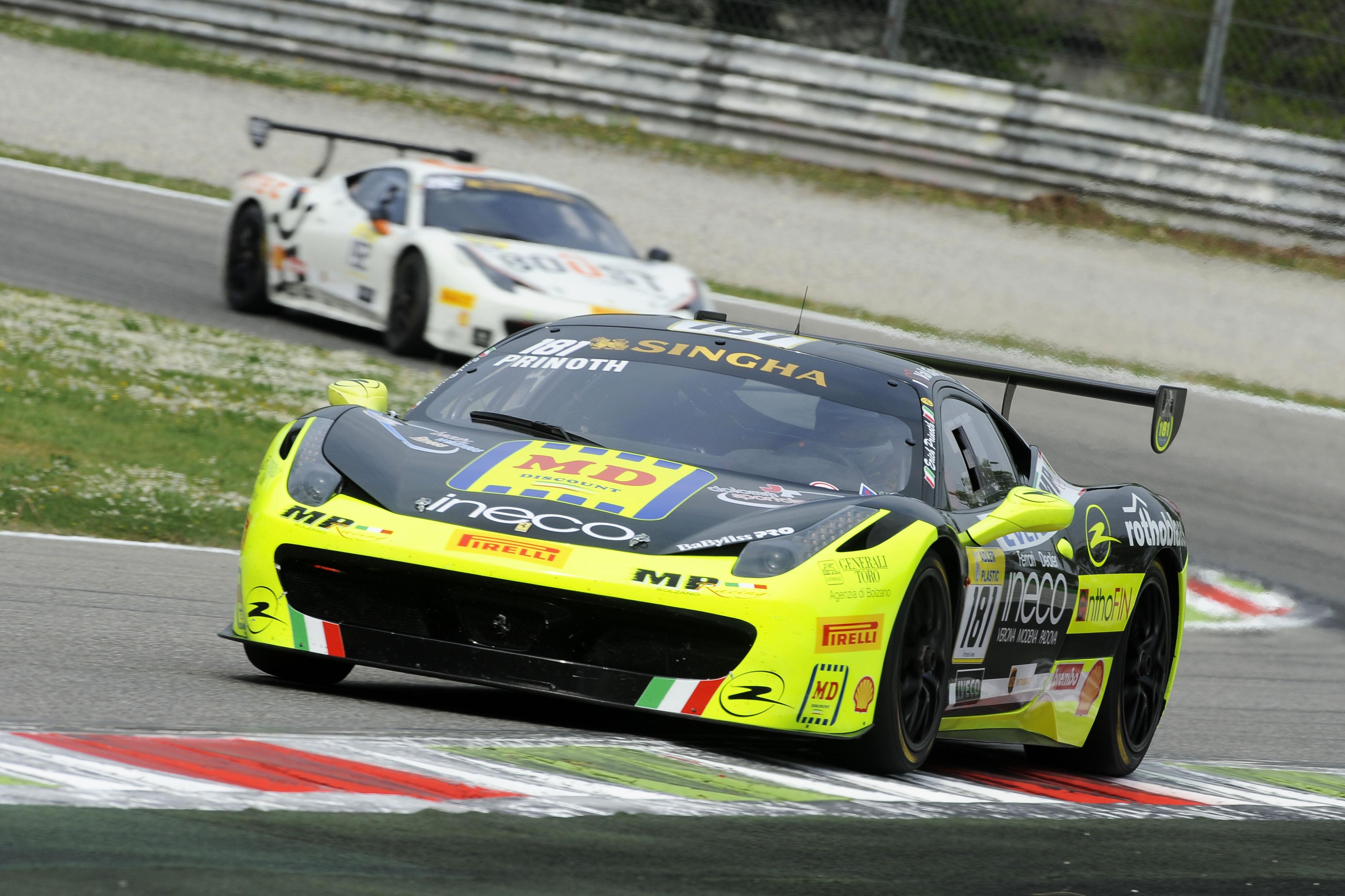 Ferrari Challenge Europe al Mugello