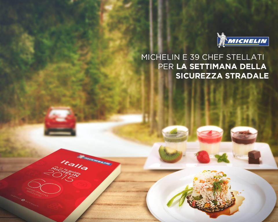 Michelin per la Settimana Mondiale ONU della Sicurezza Stradale