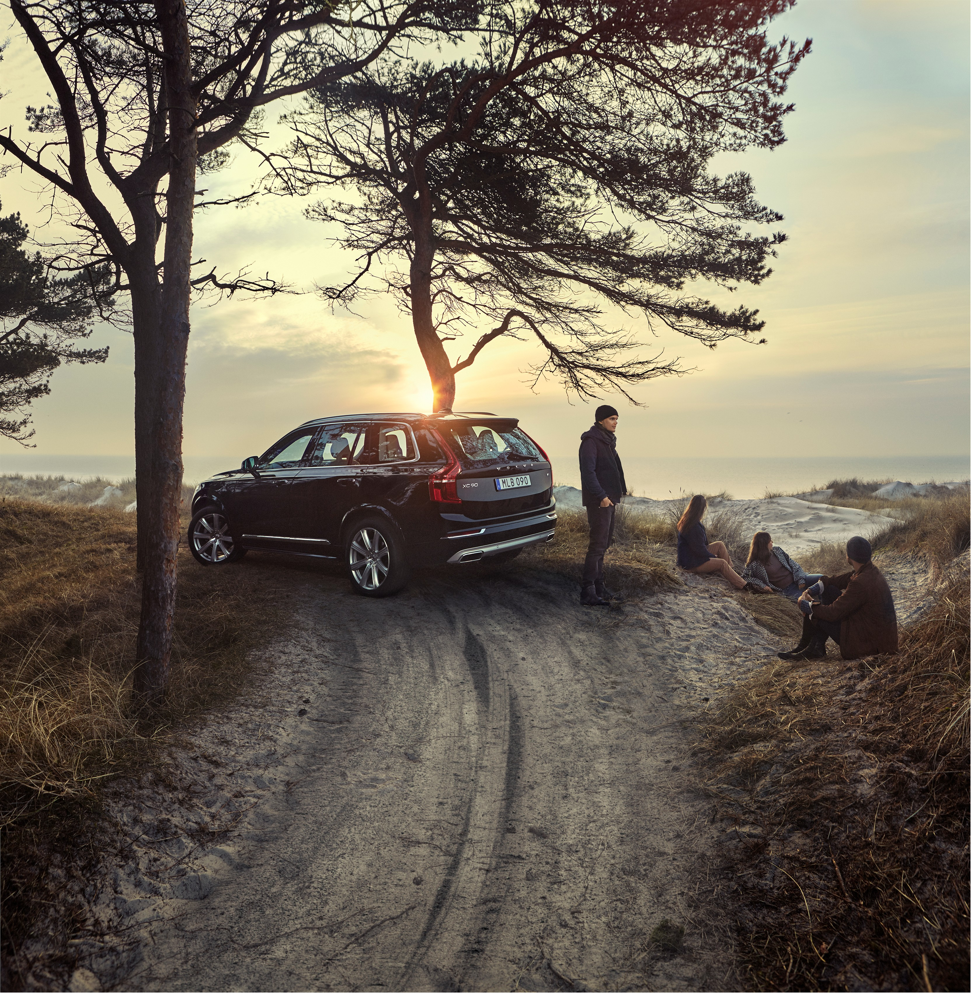 "Volvo e Avicii ""Feeling good"""