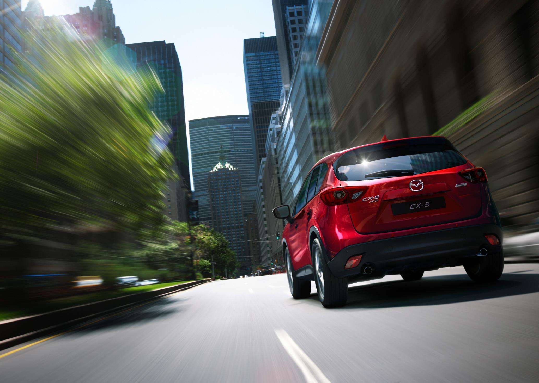 Mazda CX-5 supera il milione di unità prodotte