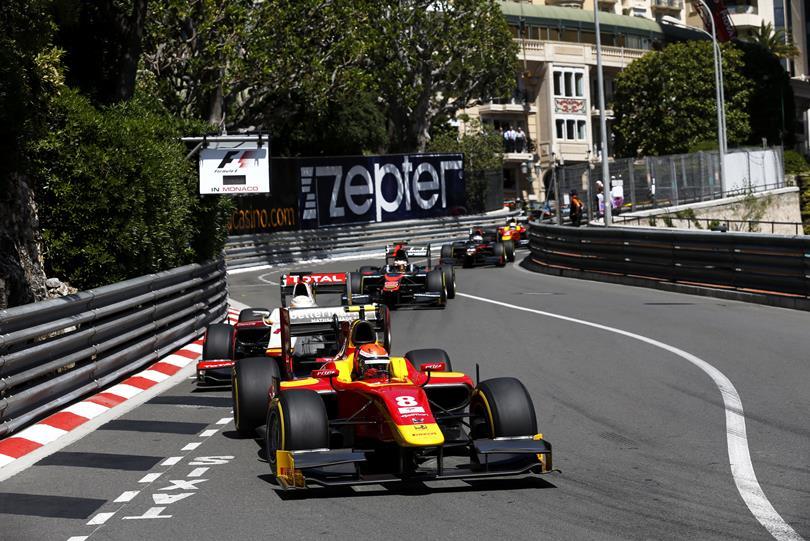 GP2: vince Stanaway, P2 per Marciello