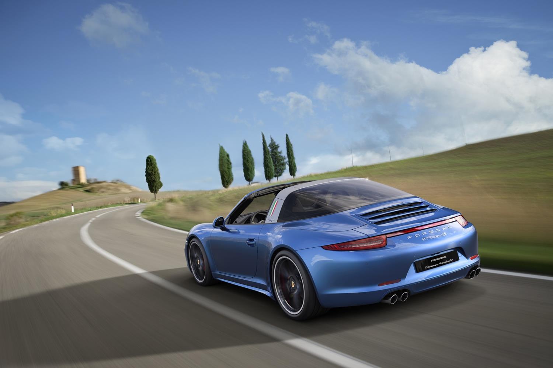 """911 Targa 4S """"30 Anni di Porsche Italia"""""""