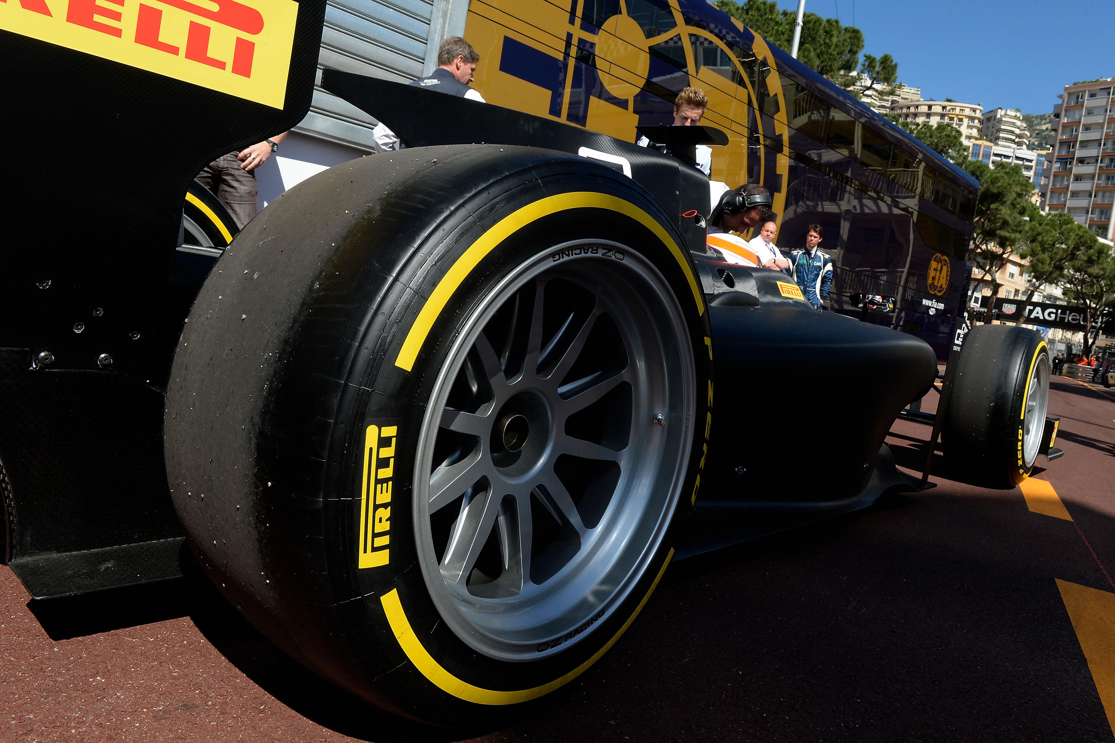 Pirelli guarda al futuro con il concept da 18″