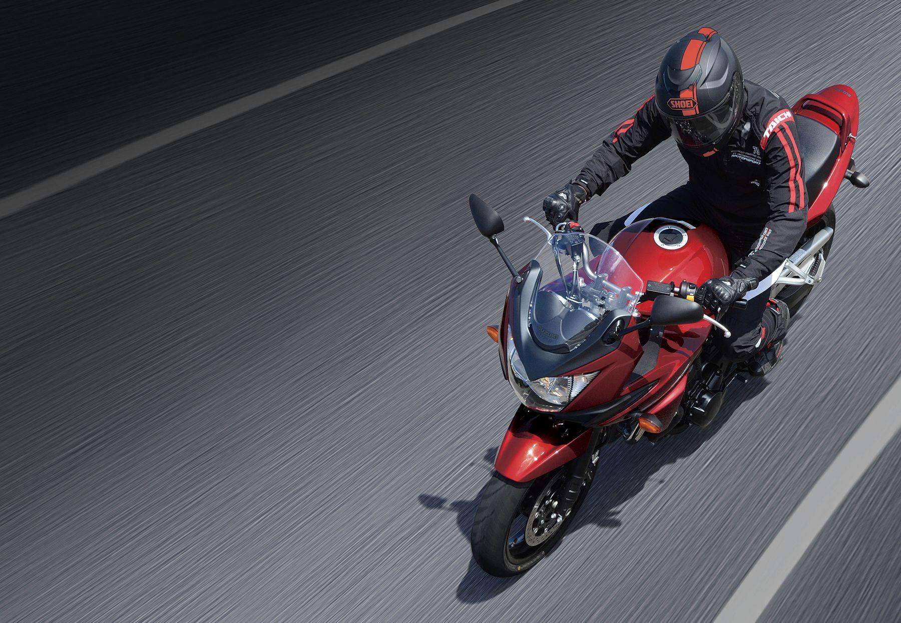 Bandit 1250S ABS: un nuovo stile